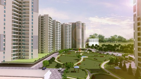 Plots in DLF Valley